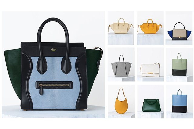 cost of celine handbag
