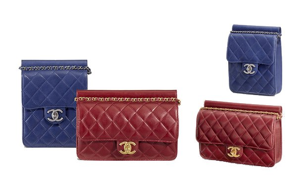 Chanel Flap Bag With An Chanel Flap Bag 2014