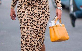 8622f9bddb19 Street Snaps  Fendi Mini Peekaboo Bag at Paris Fashion Week – Bragmybag