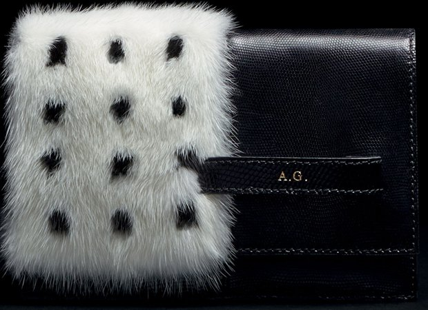 valentino-my-own-code-clutch-black-fur