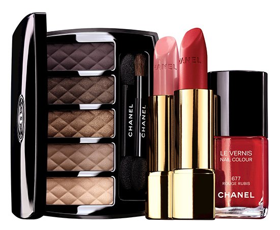 Chanel Holiday Beauty Collection | BRAGMYBAG
