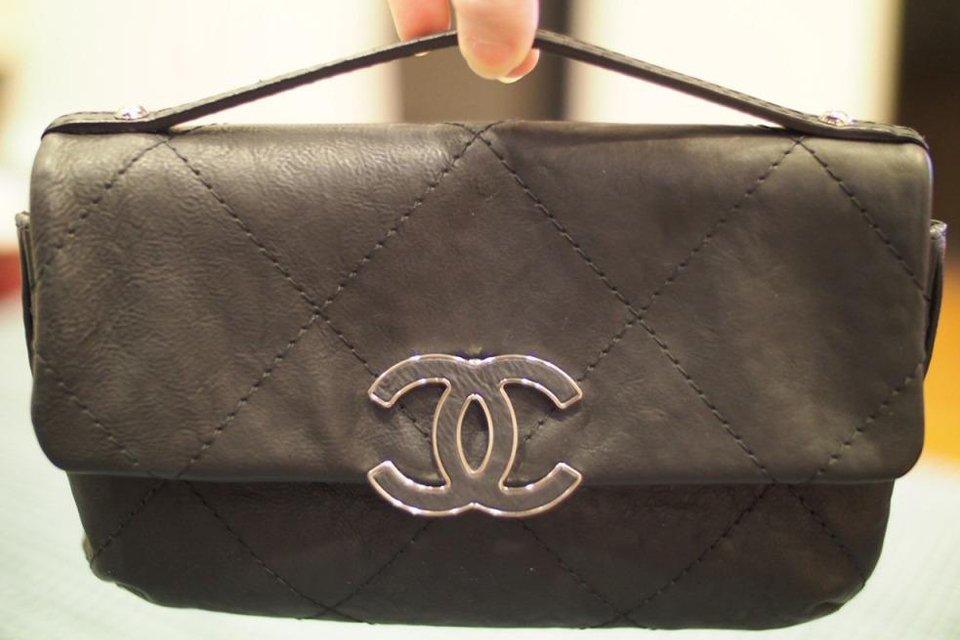 Chanel Hamptons Bag