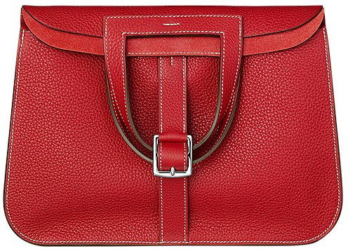 Hermes-Halzan-Bag-red-5