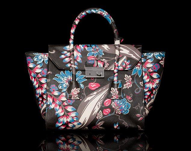 Prada Vine Motif Winter Bags