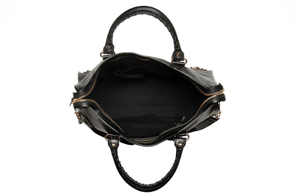 Balenciaga Classic City Metallic Edge Bags