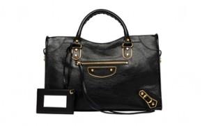f349984839d1 A New Classic  Balenciaga Classic City Metallic Edge Bags