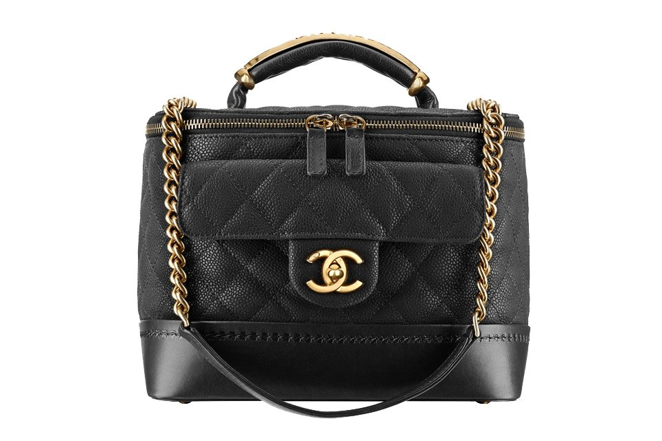 CHANEL Vanity Case And History