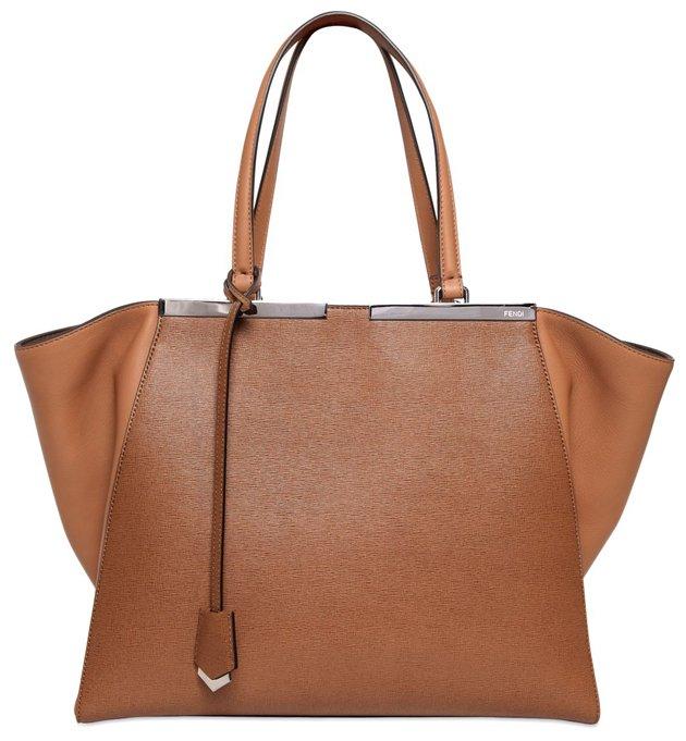 Fendi 3Jours Tote Bags
