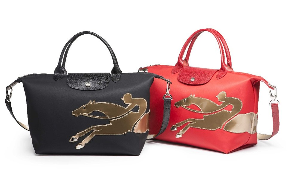 Longchamp Le Pliage The Year Of The Horse Bag Bragmybag