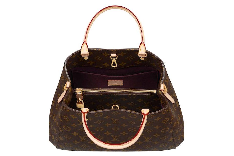 Louis Vuitton Monogram Montaigne Bag Bragmybag