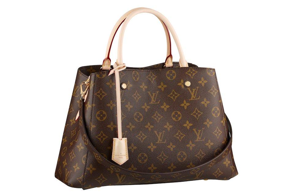 Louis Vuitton Monogram Montaigne Bag