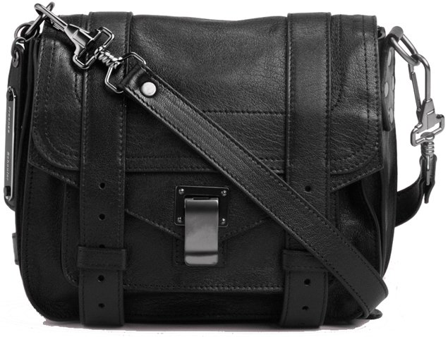 Proenza Schouler Ps1 Pouch Leather TjXF4
