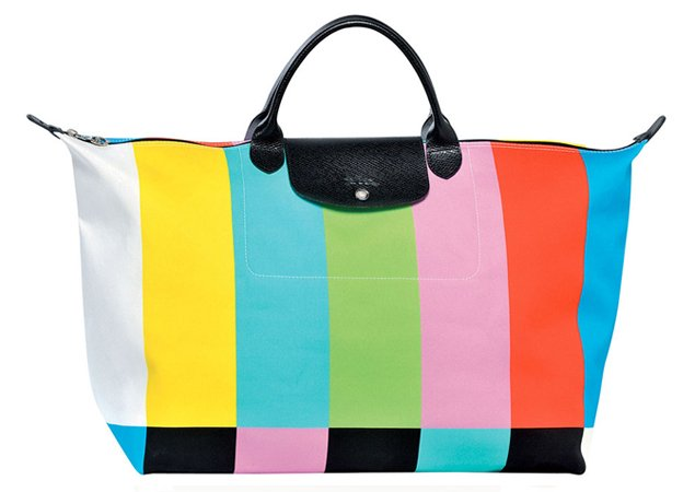 Longchamp Bag Le Pliage Colours : Jeremy scott longchamp le pliage color bag bragmybag