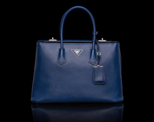 Prada Saffiano Cuir Tote  The Twin Bag – Bragmybag 24b26b4e17747