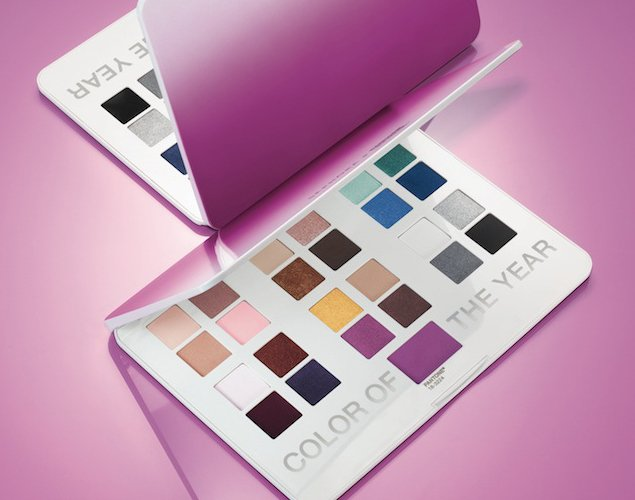 Sephora x Pantone Universe Radiant Orchid Cosmetic Collection