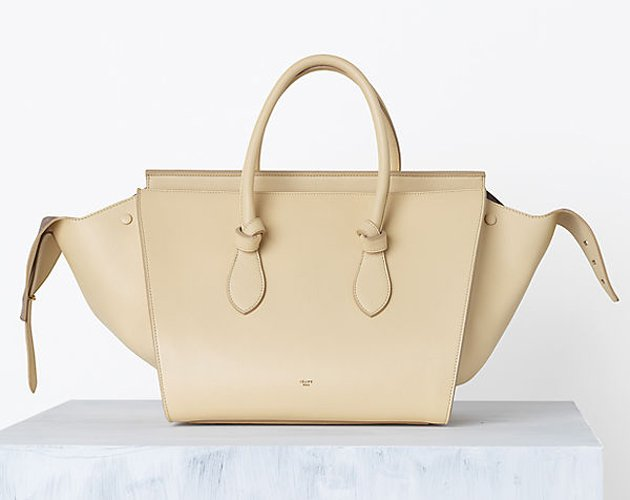799cd7c990 Celine Tie Tote Bag in Spring 2014 Collection