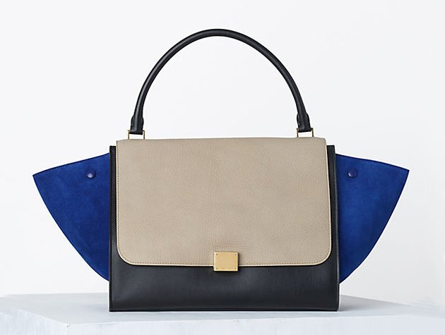 celine royal blue trapeze - Celine Trapeze Bag Spring 2014 Prices | Bragmybag