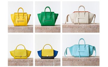 d4704dae3f CELINE Summer 2014 Bag Collection