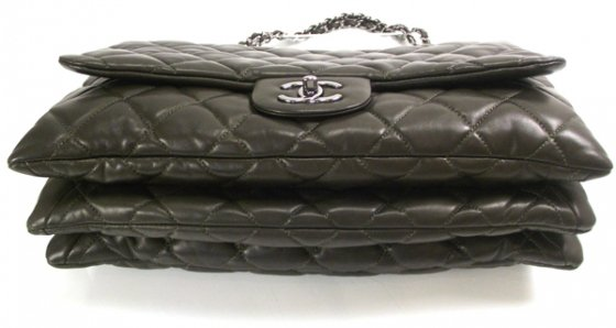 ecc5ce78cf7d27 Back in 2011, CHANEL proudly introduced a new flap bag; the Chanel 3 bag. I  think it was called 3 because it has three separated compartments inside,  ...