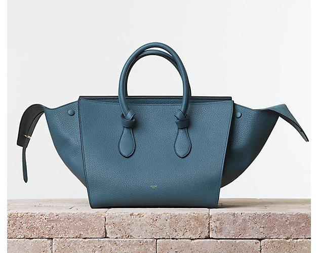celine-Tie-Handbag-Crisped-Calfskin-Denim