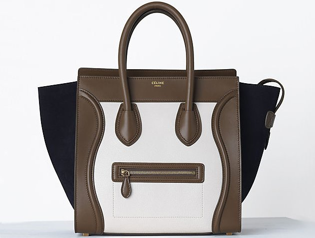 best quality replica celine bags - Celine Luggage Tote Spring 2014 Prices | Bragmybag