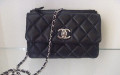 Chanel Daily Zippy Cross Body Flap