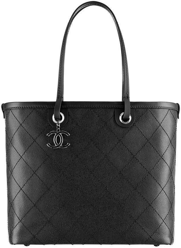 aab15e9216b2 Chanel Shopping Fever Tote   Bragmybag