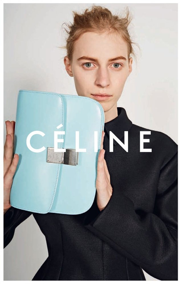Celine Box Bag Summer 2014 | Bragmybag