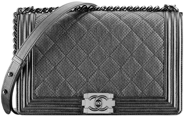Chanel-Boy-Perforated-Flap-Bag