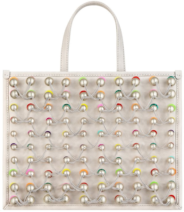 Chanel-Large-Calfskin-Tote-Embellished-with-Pearly-Embroideries