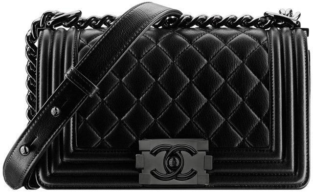 Boy Chanel Quilted Small Flap Chanel Flap Bag 2014