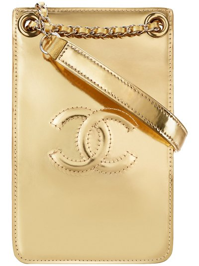 Chanel-Phone-Holder-gold