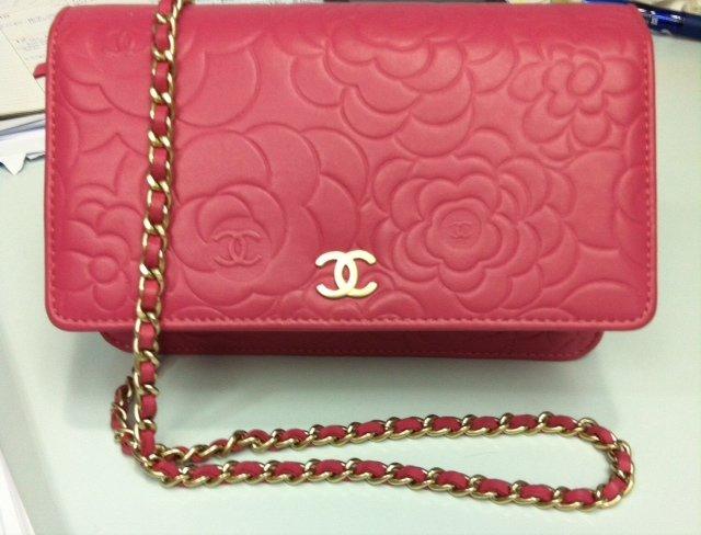 Chanel Camellia Woc Price 2014 Chanel Woc Camellia in Fuchsia