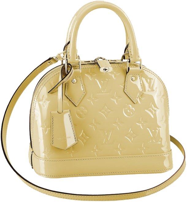 Louis Vuitton Almba Bag in New Monogram Vernis Prices – Bragmybag 3db19291e8b69