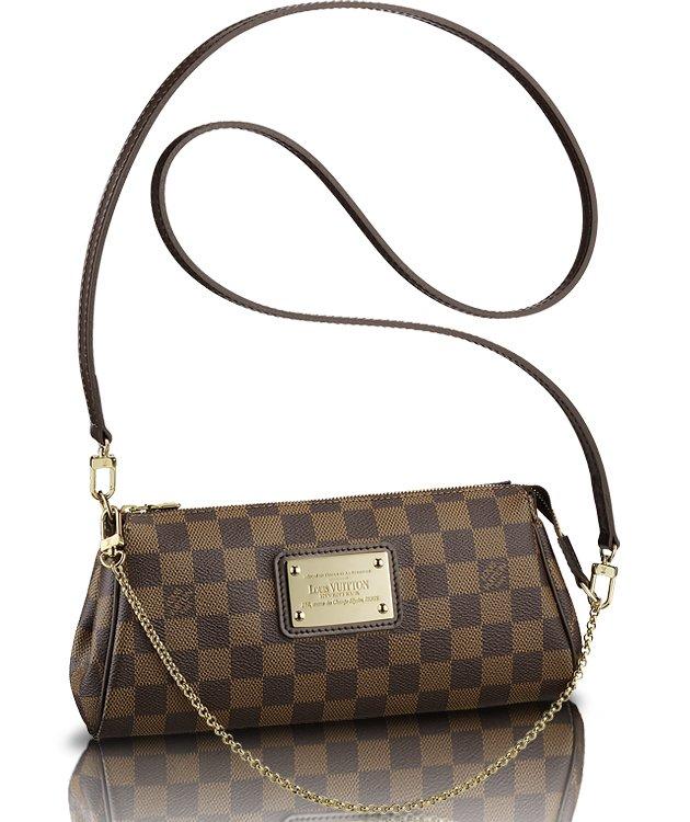 Tassen Dames Louis Vuitton : Louis vuitton eva clutch bragmybag