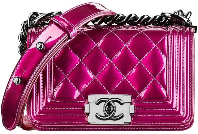 Metallic-Patent-Calfskin-and-Metallic-Lambskin-Small-Boy-Chanel-Flap-Bag