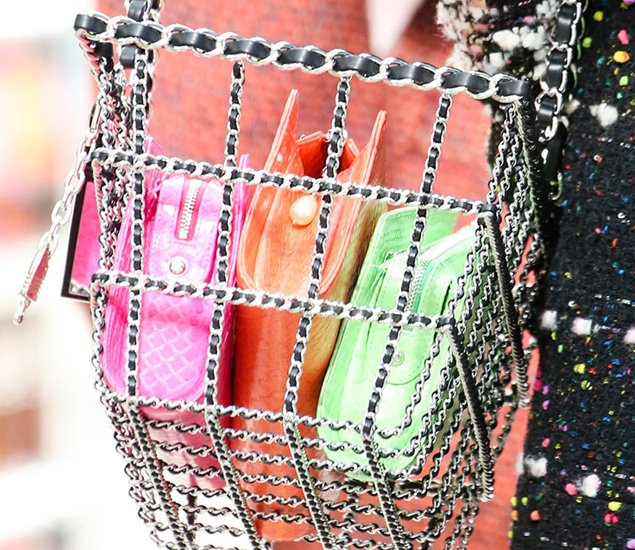 Chanel Fall Winter 2014 Bag Collection Preview