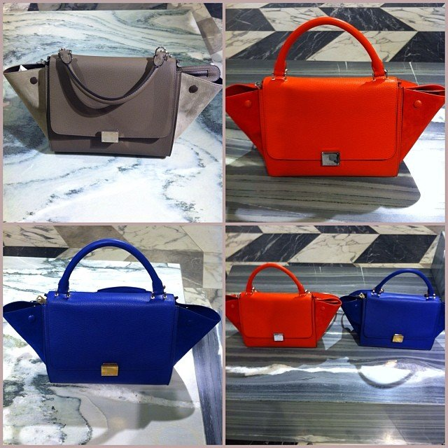 celine trio bag for sale - Celine Mini Trapeze Bag Details | Bragmybag