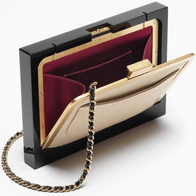 Chanel-CC Frame-flap-bag-2