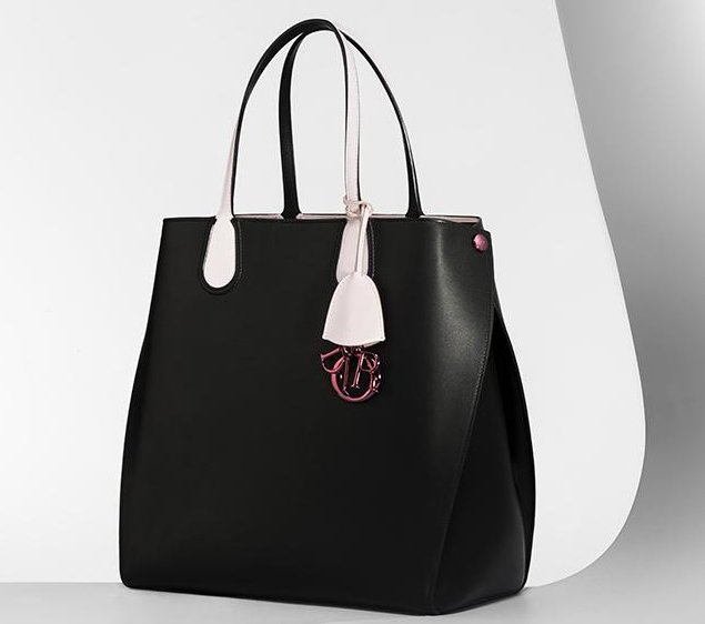 Dior-addicts-shopping-bag-black-2