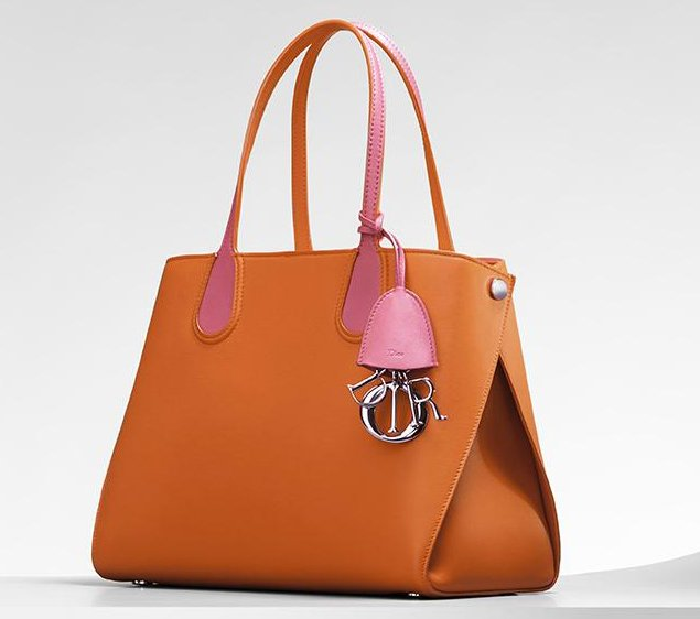 Dior-addicts-shopping-bag-orange-2