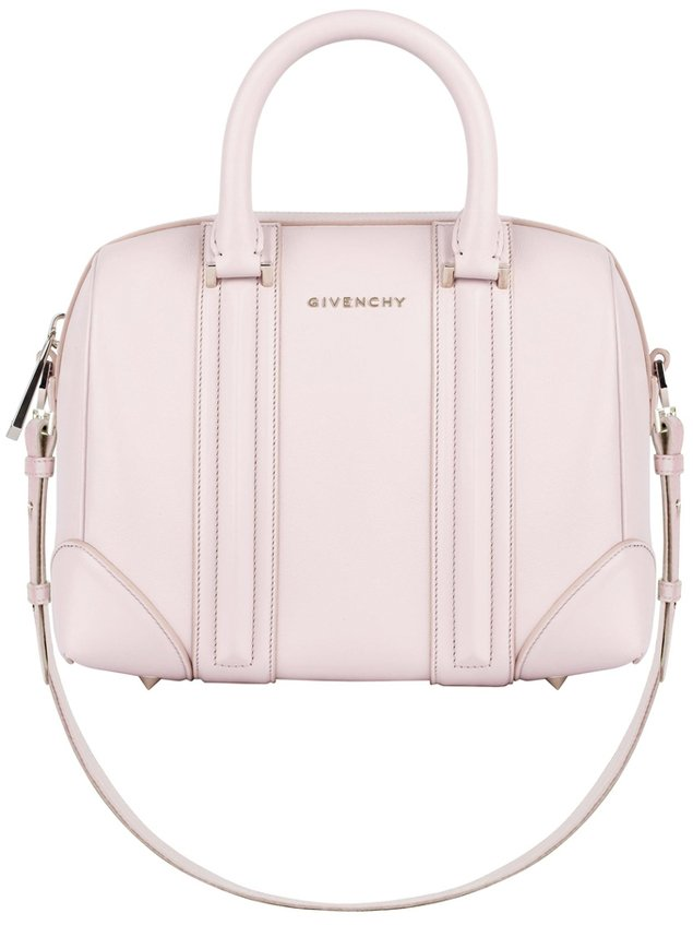 Givenchy-Mini-smooth-light-pink-leather-Lucrezia-handbag