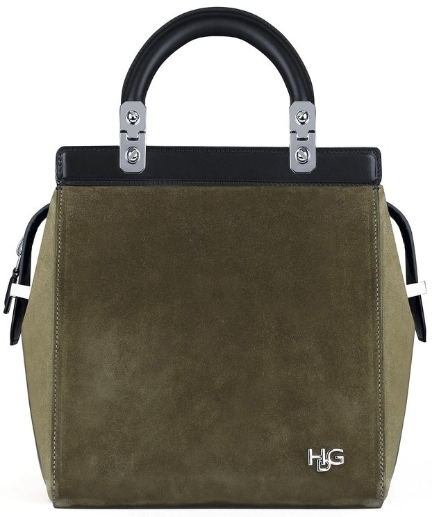 Givenchy-Small-beige-and-camel-suede-and-vegetable-leather-HDG-hand-held-bag