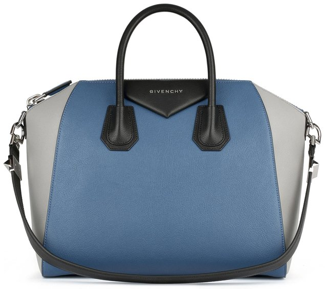 Givenchy-Three-coloured-grained-leather-Antigona-handbag