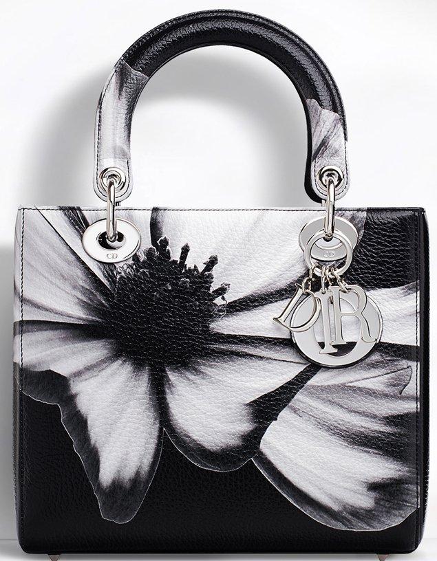 أنيقة وبتعرف تختار مجموعة 2014 Lady-Dior-Bag-Black-