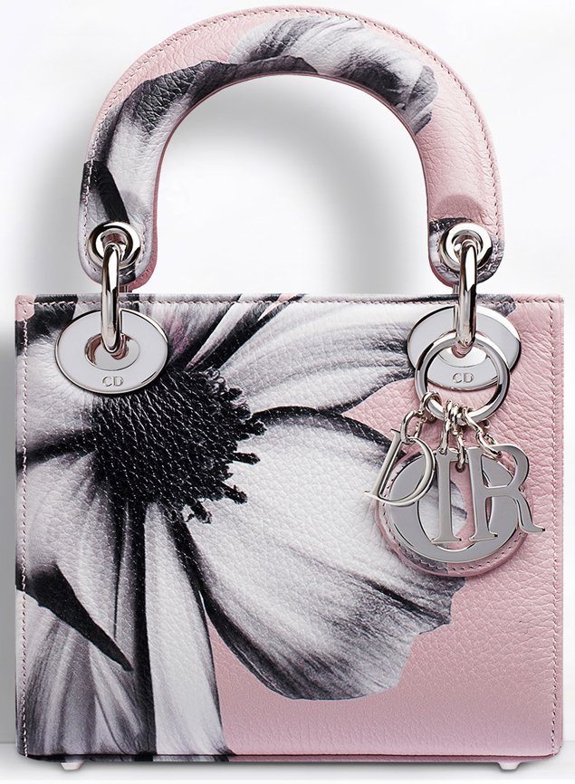 Lady Dior Bags Flower Collection | Bragmybag