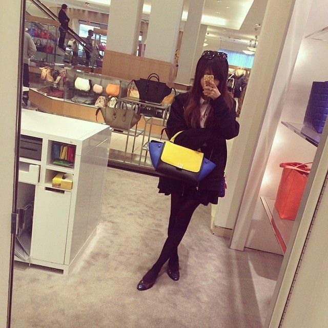 Celine Mini Trapeze Bag Details | Bragmybag