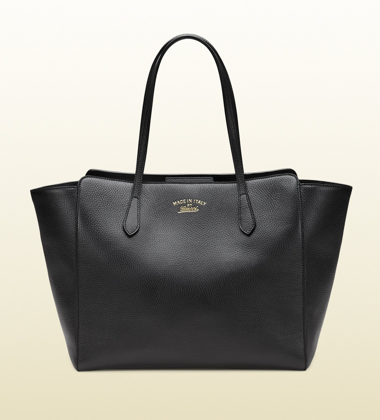 Gucci Leather Swing Tote | Bragmybag