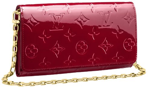 louis-vuitton-chain-wallet-red